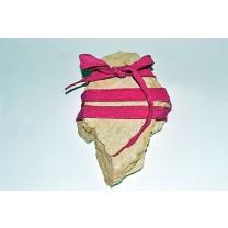 Poppin' Pink/Pink Metallic Edges, Item #334