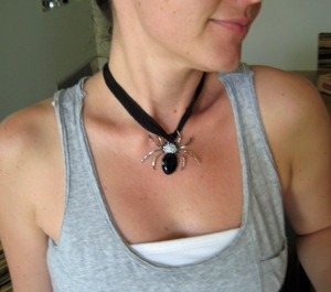 Halloween Age necklace 2